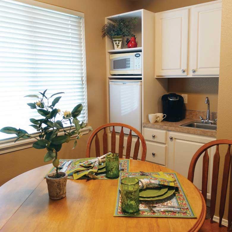 Kitchenette Senior Living