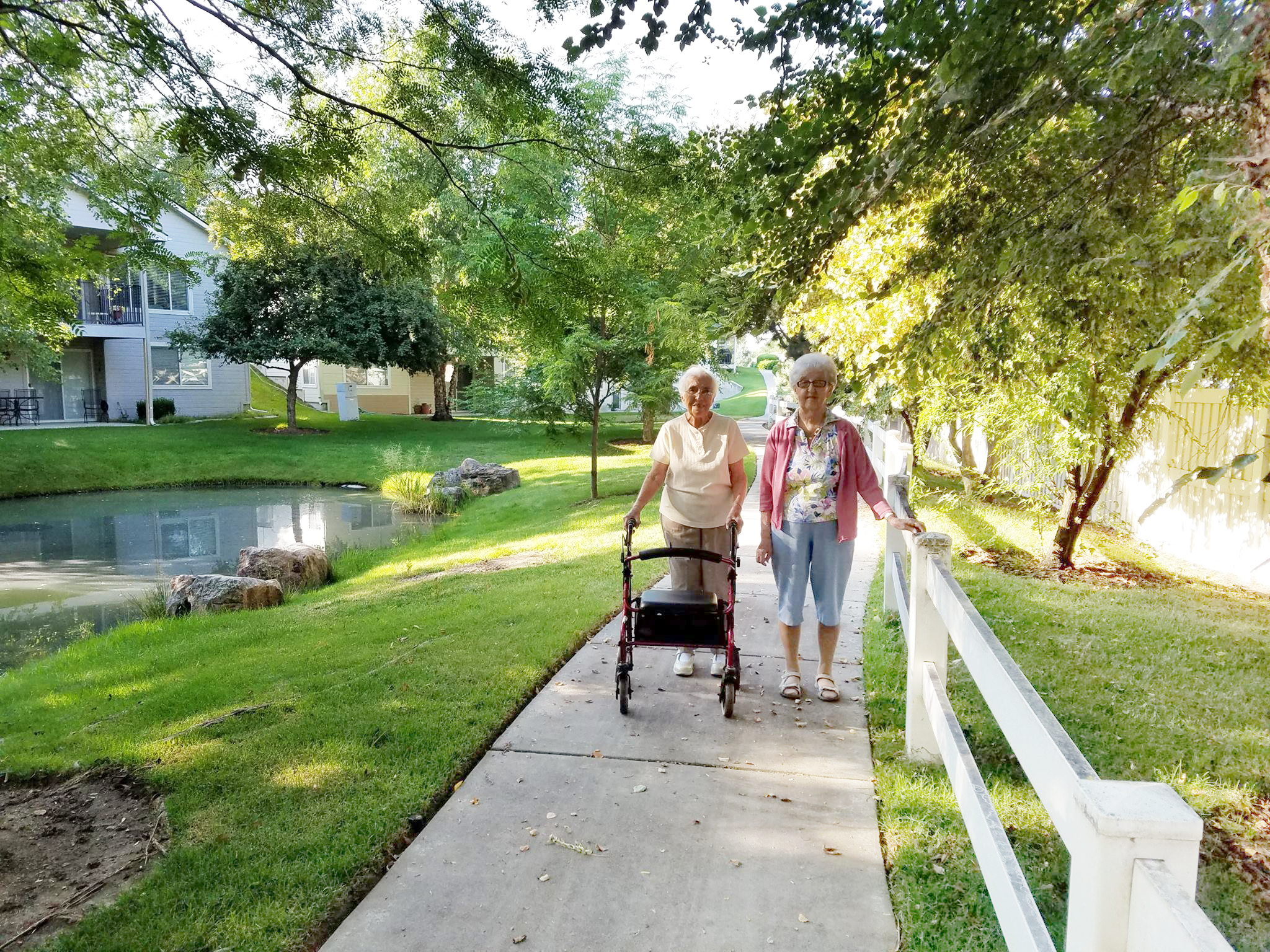 9 things to think about when selecting assisted living residence